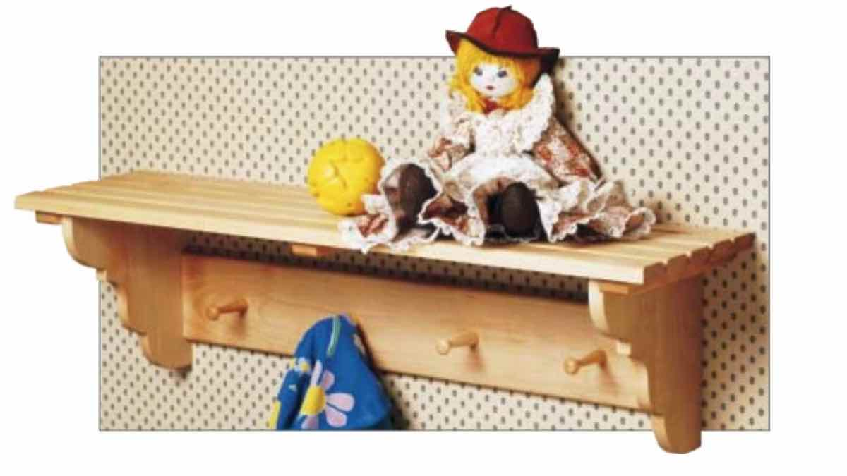 free woodworking plans, projects,shelf,shelves
