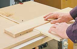 Build your own Router Table Indexing Jig.