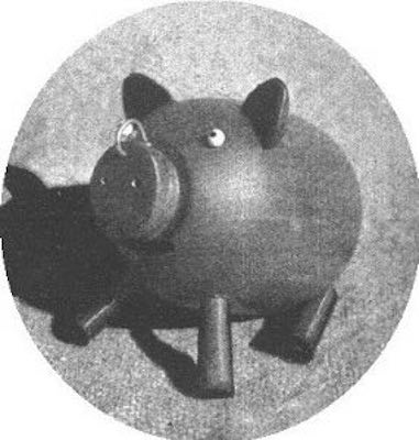 Learn how to make a Turned Piggy Bank on the lathe.