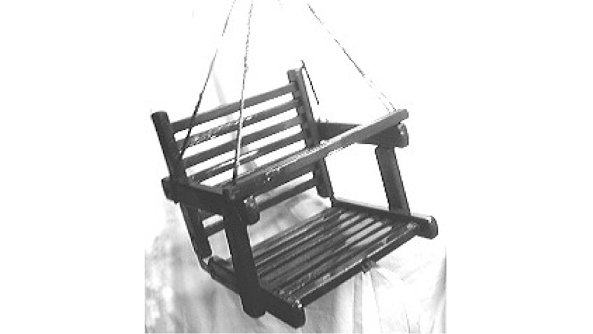 free woodworking plans, projects, childrens, childs, kids, swings