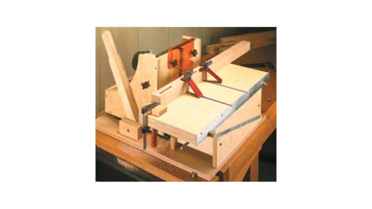 free woodworking plans, projects, jigs, tools, drilling
