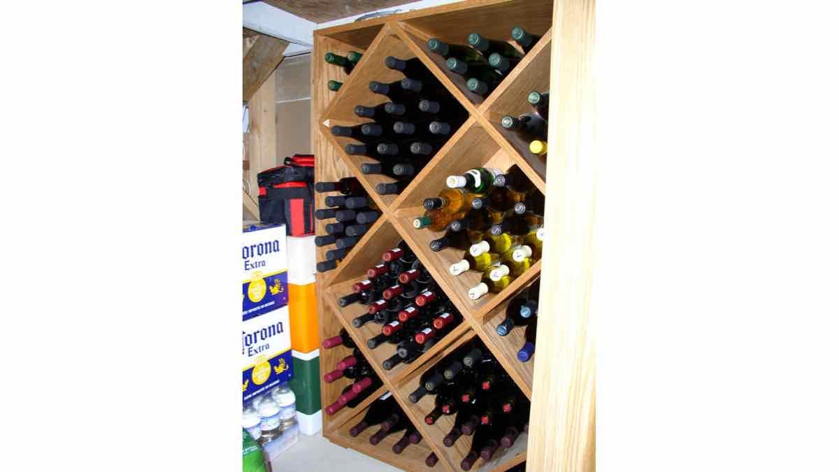 free woodworking plans,wine racks