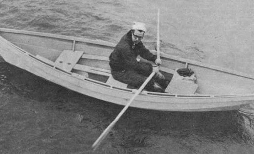 RS Dory Boat