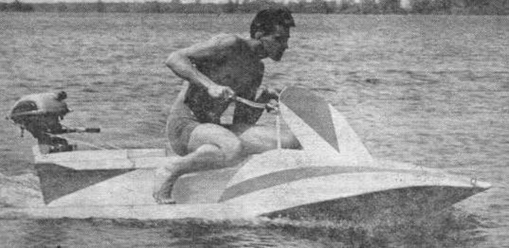 How to build a Hydroplane Boat.