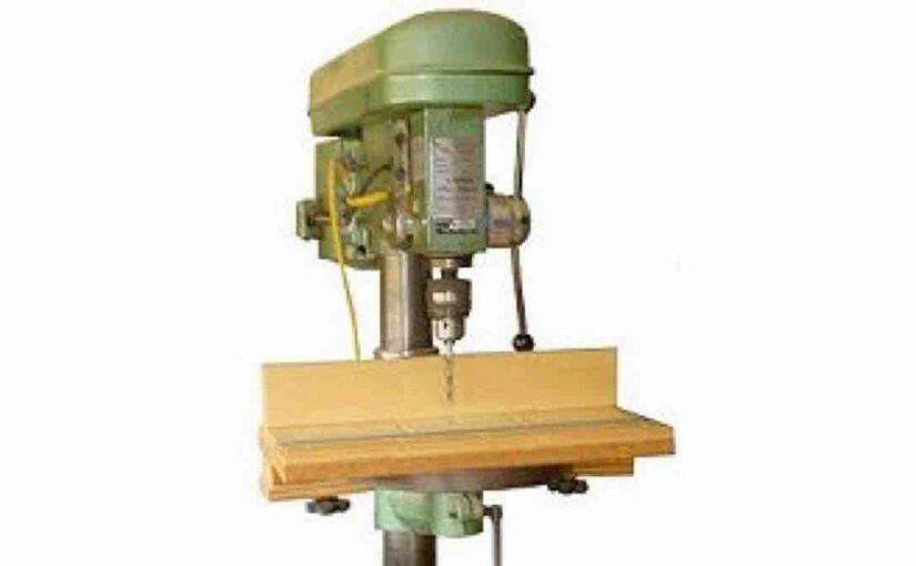 Drill Press Jig