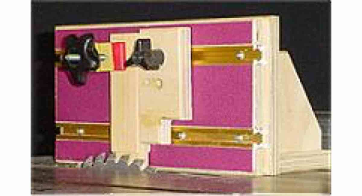 How to build a Tenon Jig