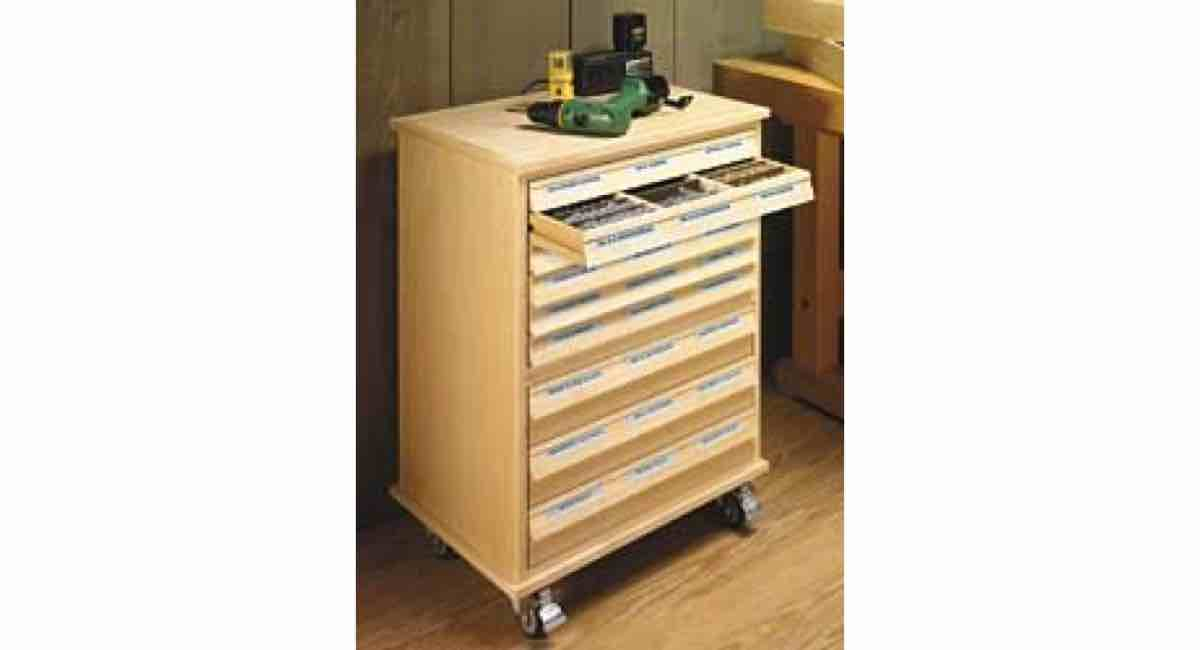 How to build a Storage Cabinet.