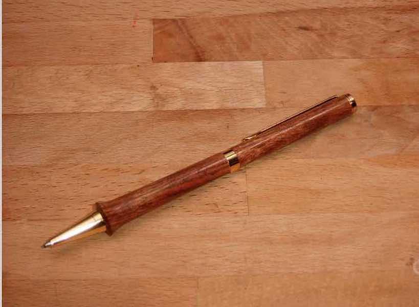 Learn the art of Pen Making.