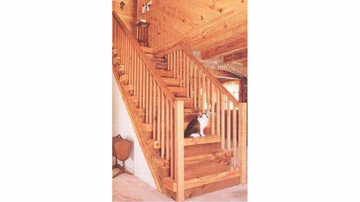 stairs,steps,staircases,free woodworking plans,projects