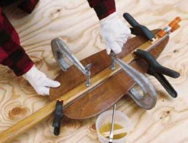 Free plans to build Quick and Easy Oars.