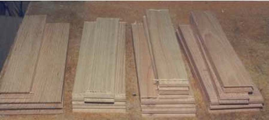 Learn how to build Rail and Stile Cabinet Doors.