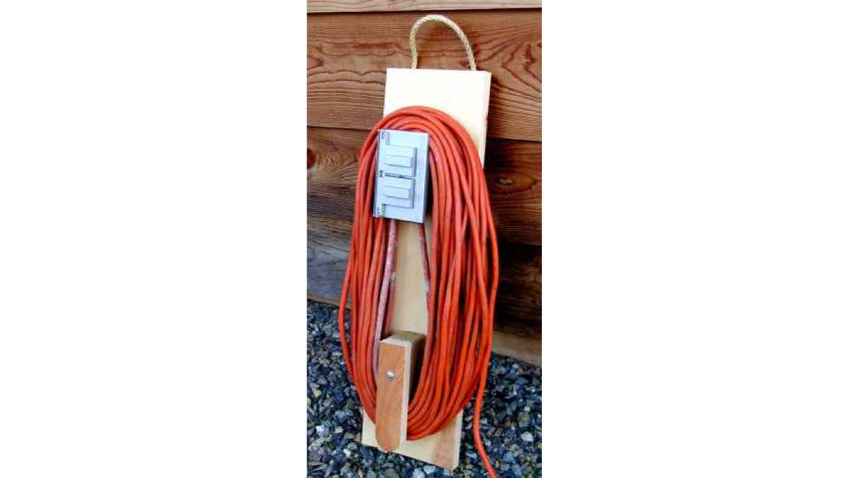 free woodworking plans projects, extension cords