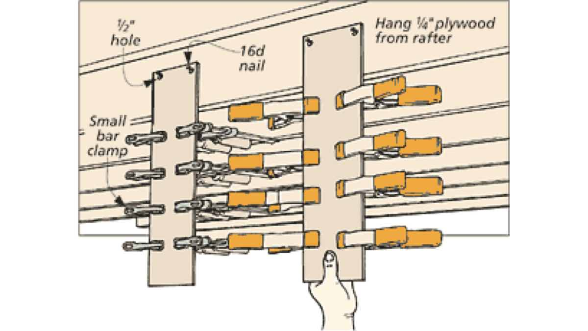 free woodworking plans,workshop projects,clamping jigs,clamps
