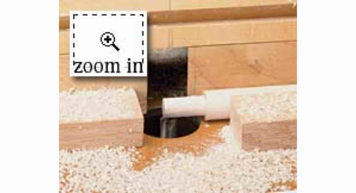 How to build a Tenon Dowel Router Jig