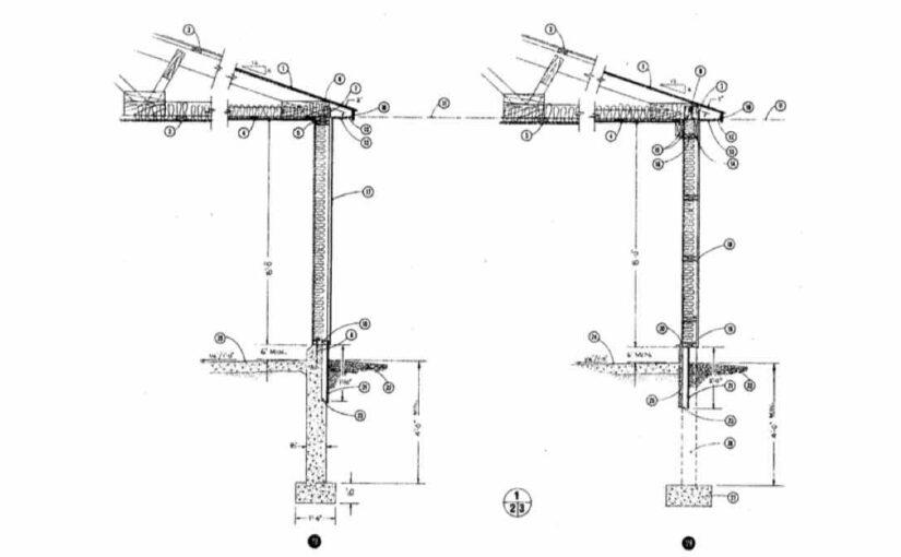 Wall Cross Section Pole Wall PDF