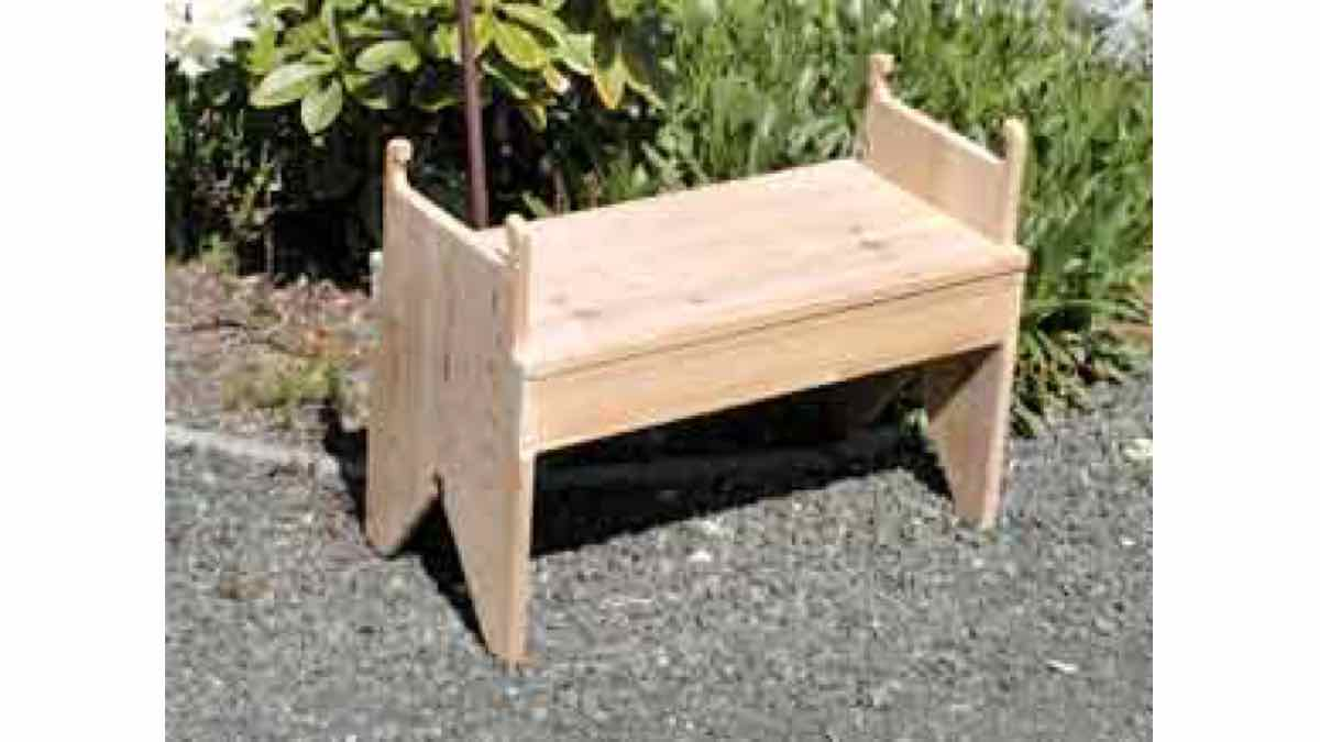 free woodworking plans, projects, stools,seating