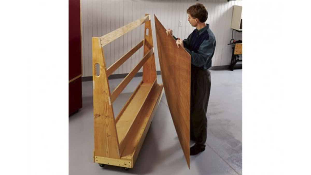 free woodworking plans,projects,storage,plywood,mobile,portable