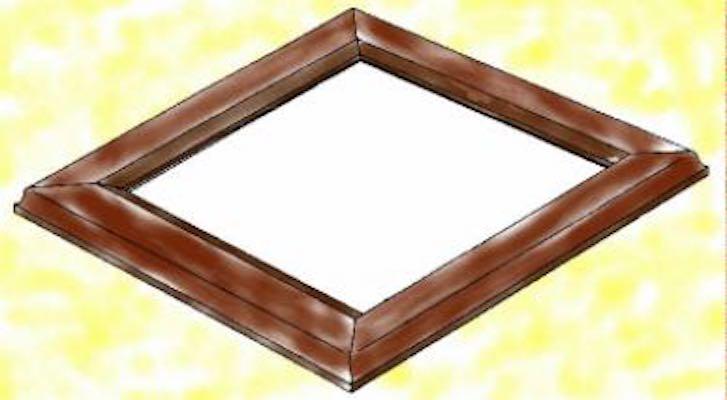 Build Simple Picture Frames.