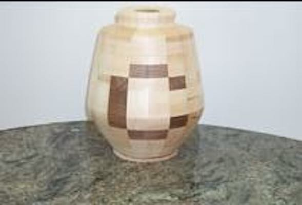 Learn to turn a Cookie Jar on the lathe.