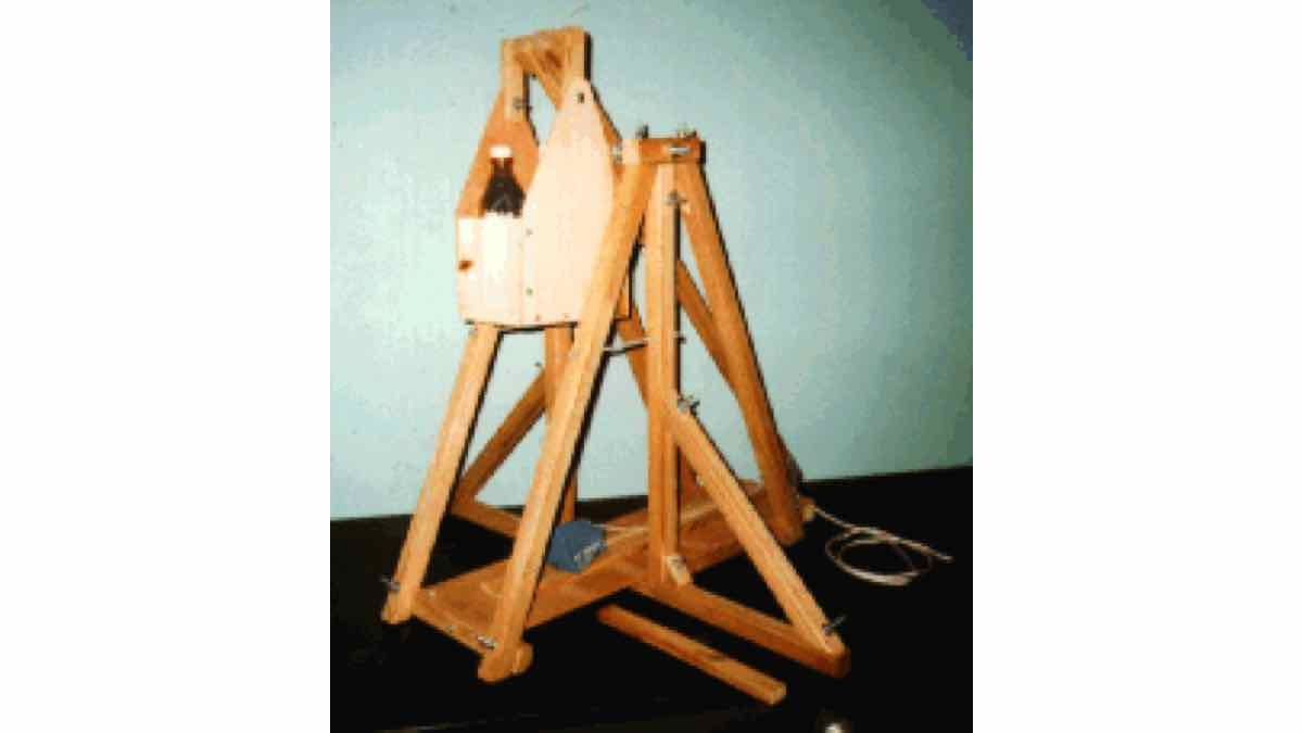 free woodworking plans,trebuchet