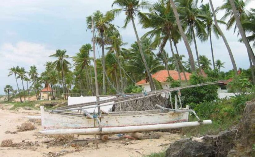 Madura Jukung Canoe