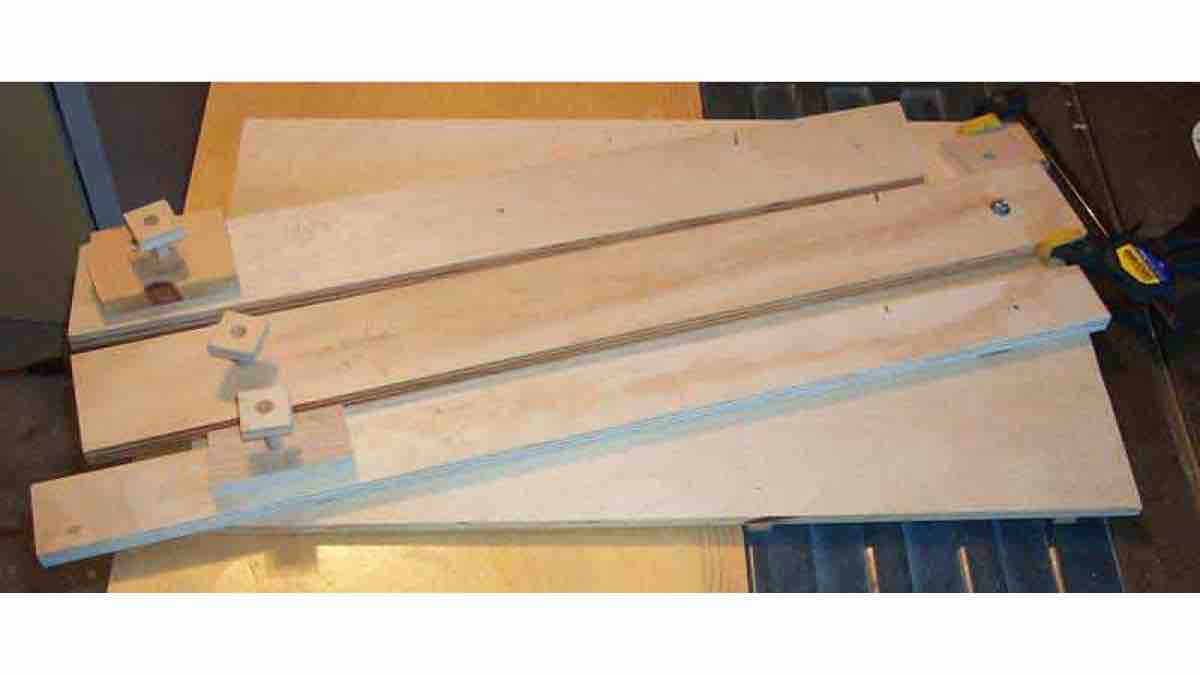 How to build a AcuMiter Sled Jig