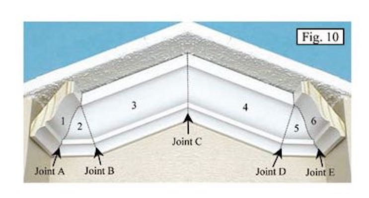 Learn to DIY Crown Molding and Trim.