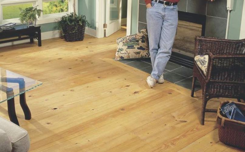 Learn how to install Pine Floor.