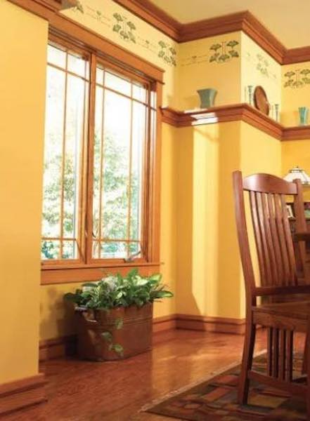 Learn how to install Craftsman Molding Trimwork.