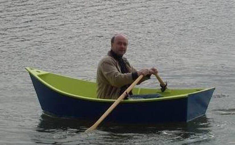 Portuguese Dinghy Boat