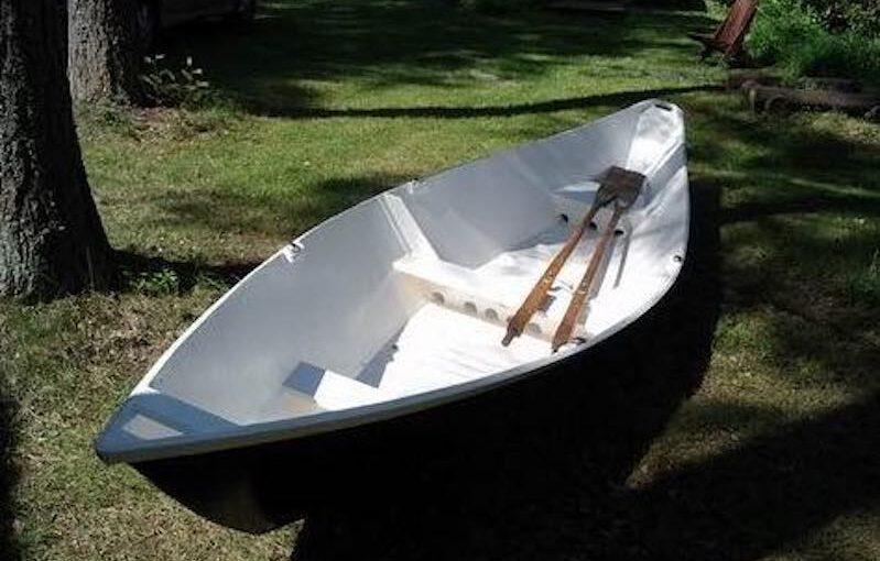 Light Dory Boat