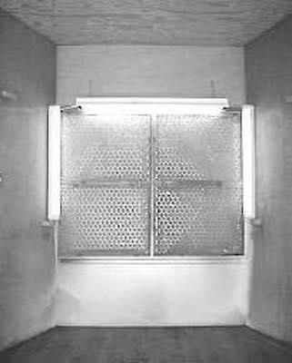 Build a Knock Down Spray Booth.
