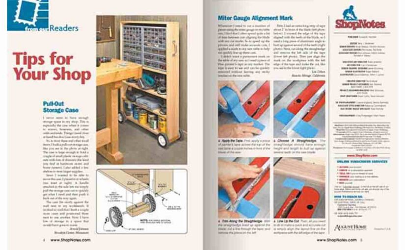 Pull Out Storage Case PDF