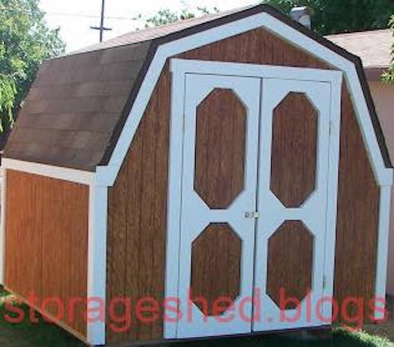 How to build a Storage Shed.