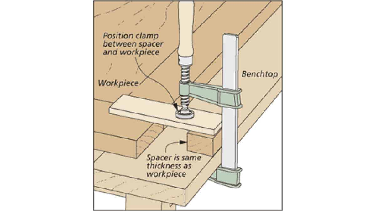 free woodworking plans, projects, clamping, tools, workshops