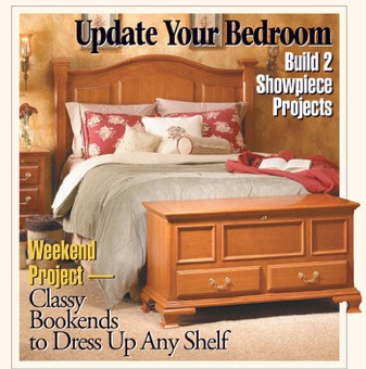 How to build a Headboard Pattern King Size free project.