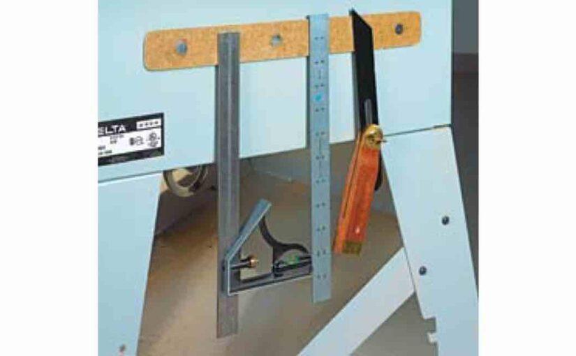 Tool Storage Magnetic Strip