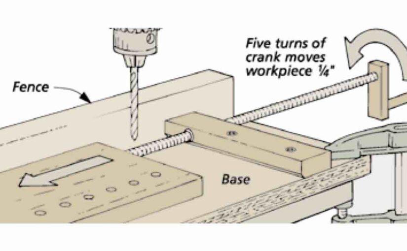 Hole Drilling Jig