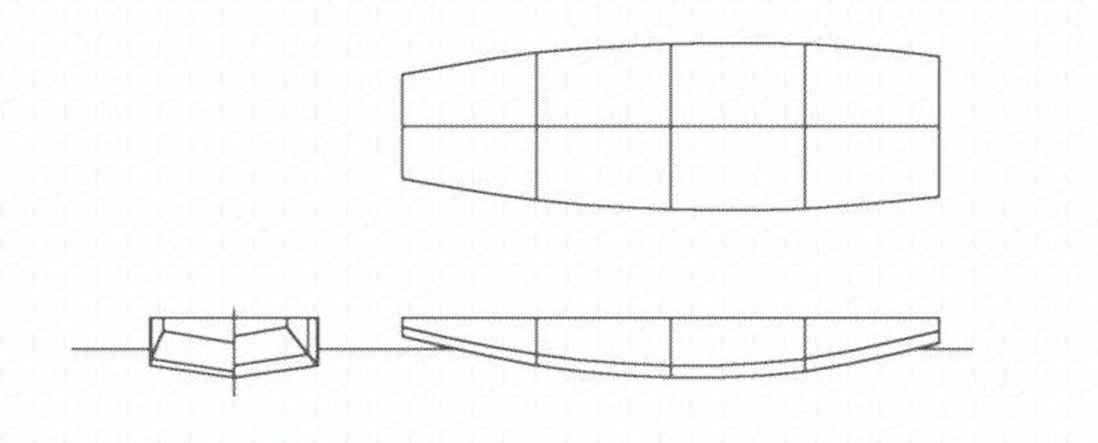 Free plans to build this Boat – Mouse.