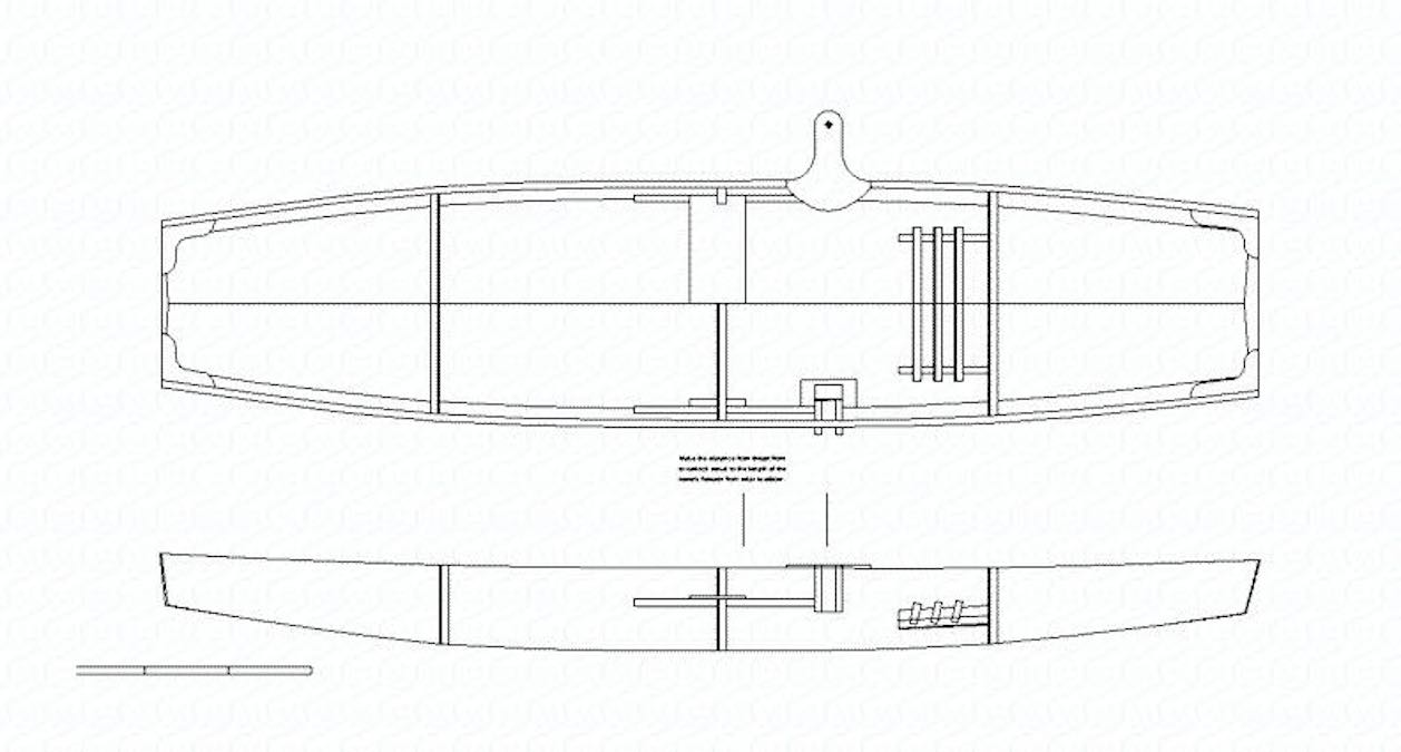 Free plans to build this Boat – Oarmouse.