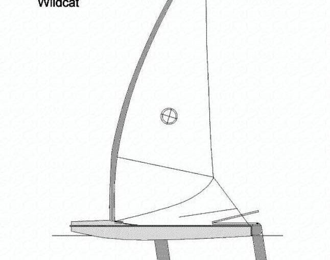 Wildcat Sail Boat