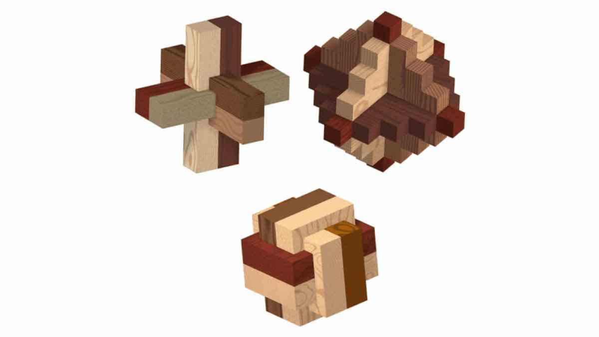 wooden,puzzles,knots,free woodworking plans,projects,patterns