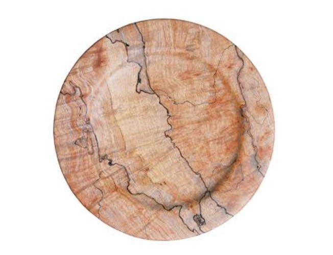 Learn to turn a plate on the lathe.