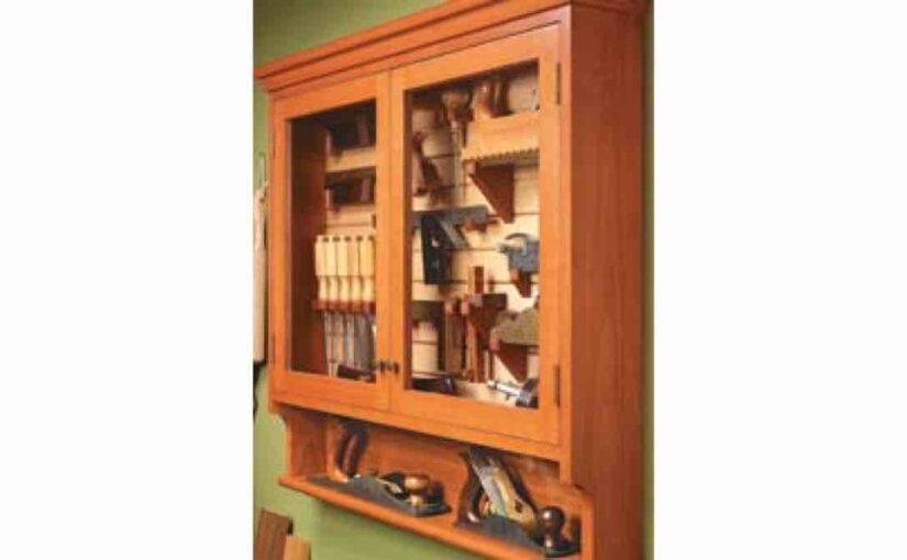 Fine-Tool Cabinet