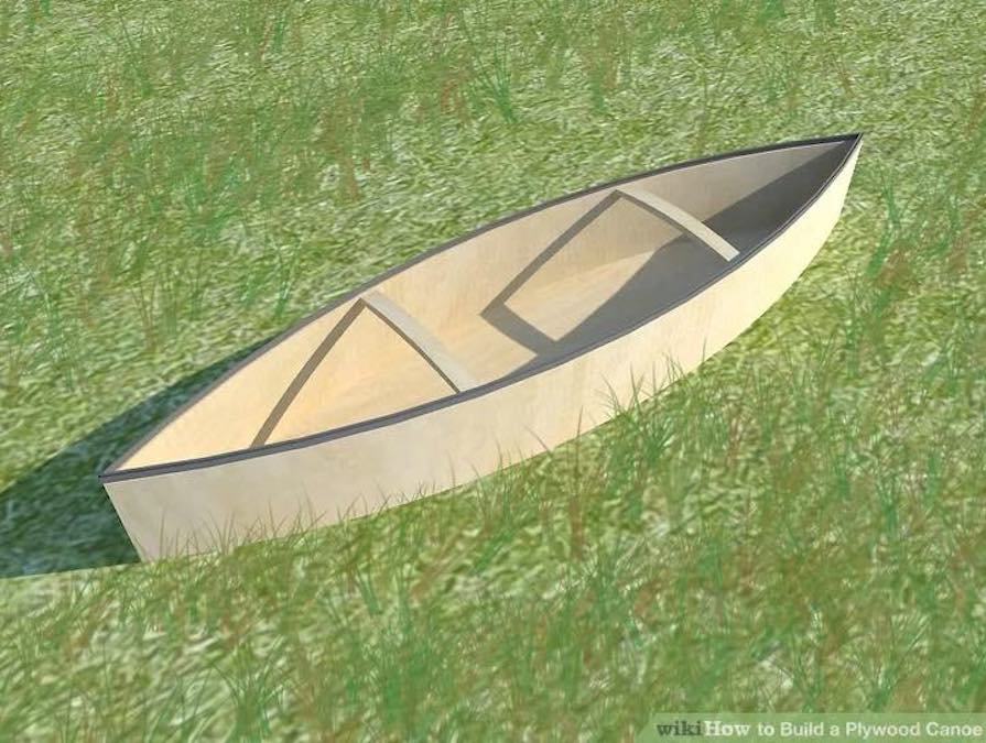 Learn How to build a plywood canoe.