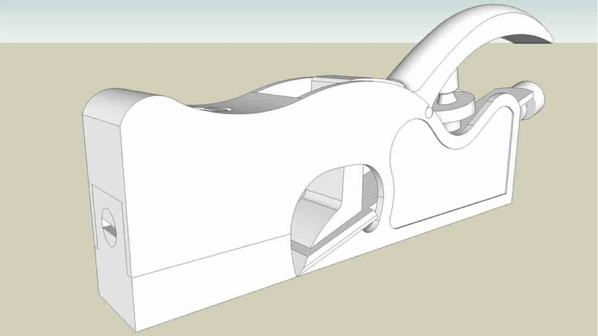 Shoulder Plane free project