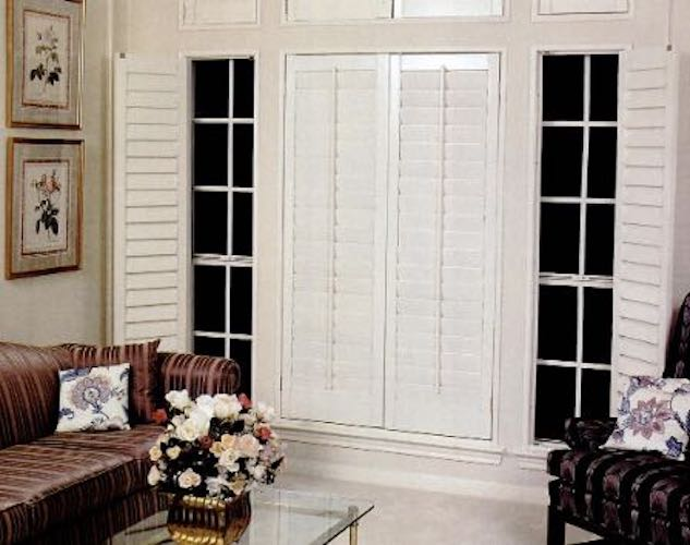 Free plans to build Plantation Shutters.