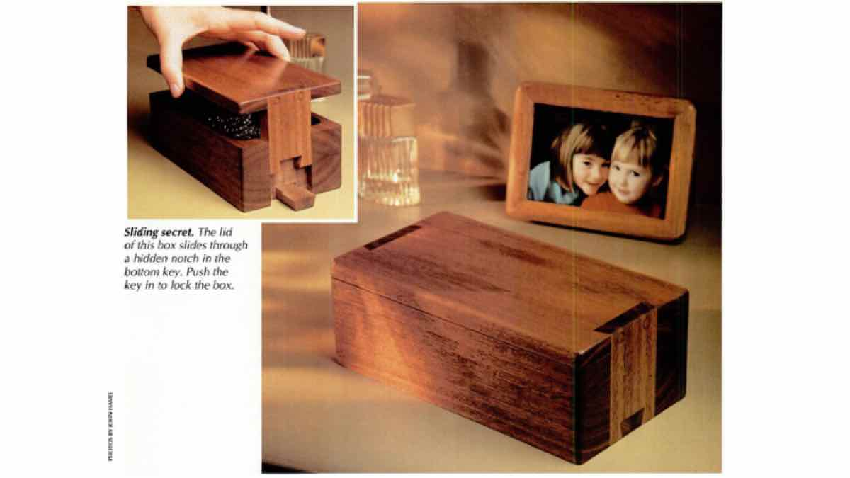 puzzles,wooden,dovetails,lids,games,storage,free woodworking plans,projects,patterns