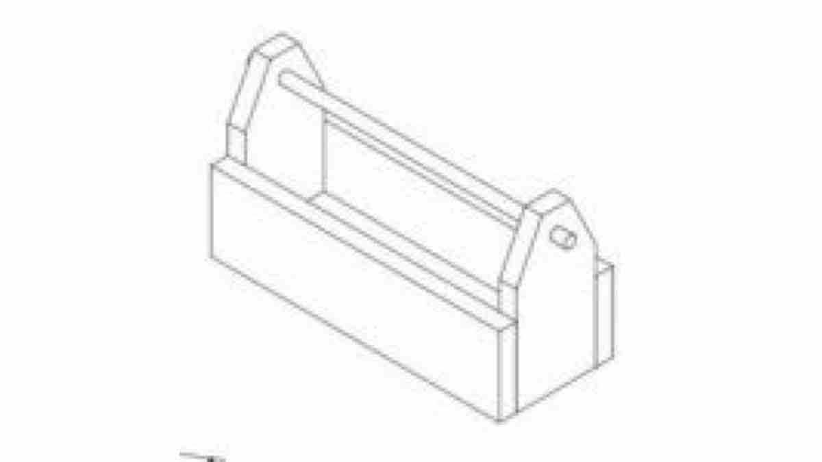 Free woodworking plans to build a tool box - totally free.