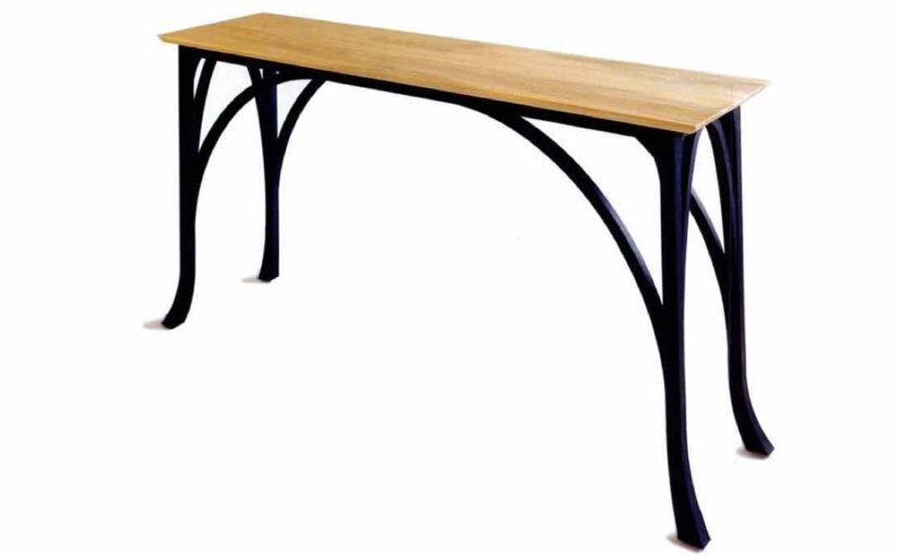 hall table,sofa,console,furniture,wooden,free woodworking plans,projects,patterns
